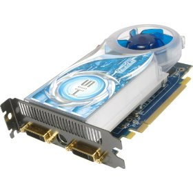 HIS Radeon Turbo 512MB HD 2600PRO Video Card